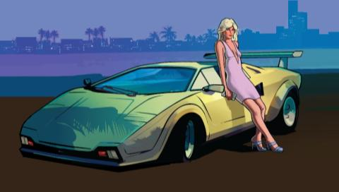 Grand Theft Auto: Vice City Wallpapers