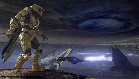 Halo 3 Covenant Excavation Wallpapers