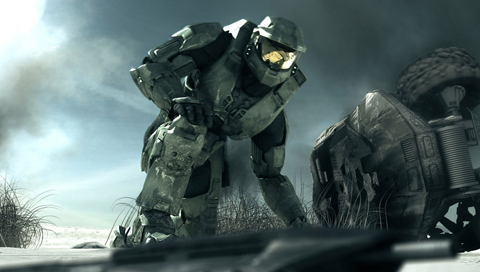 Halo Spartan Kneel Wallpapers