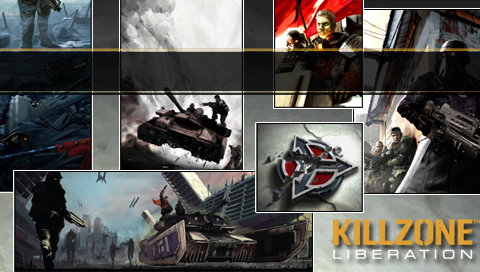 Killzone PSP Wallpapers
