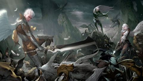 Lineage II-1 Wallpapers