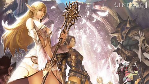 Lineage II-5 Wallpapers