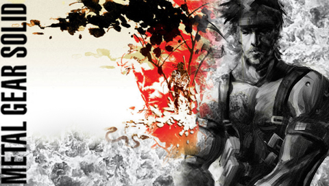 Metal Gear Solid - Snake Wallpapers