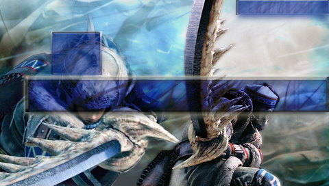 Monster Hunter PSP Wallpapers
