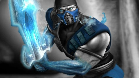 Mortal Kombat - Subzero Wallpapers