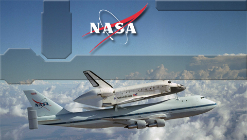 NASA Shuttle Wallpapers