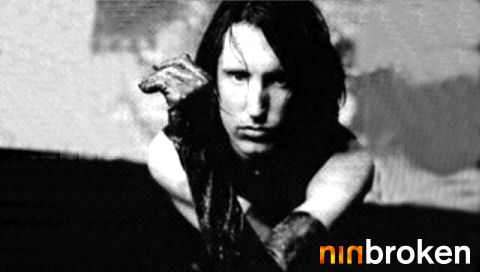 Nine Inch Nails: Broken - Trent Reznor Wallpapers