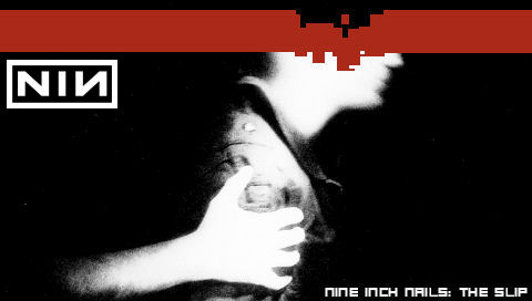 Nine Inch Nails: The Slip Wallpapers