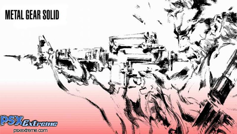 Metal Gear Solid: 2 Wallpapers