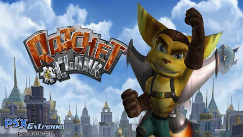 Ratchet & Clank Wallpapers