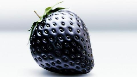 strawberry wallpaper. Purple Strawberry Wallpapers