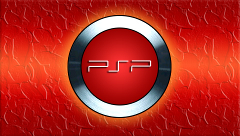 Red PSP Wallpapers