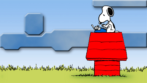 Snoopy Cartoon
