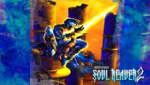 Soul Reaver 2 Wallpapers