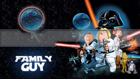 Star Wars Family Guy Wallpapers