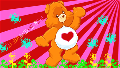 Tenderheart Bear Wallpapers