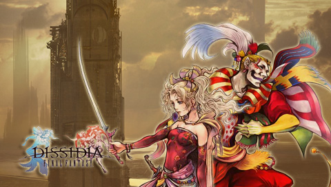 Terra and Kefka Wallpapers