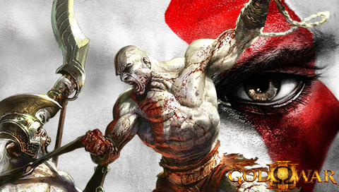 The God of War Attacks Wallpapers
