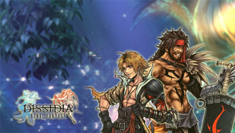 Tidus and Jecht Wallpapers