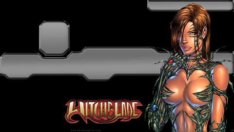 Witchblade Wallpapers