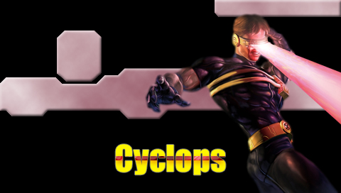 X-Men - Cyclops Wallpapers