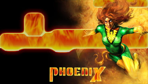X-Men - Phoenix Wallpapers