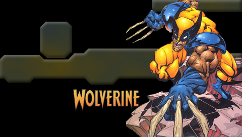 Superhero Wallpapers-Wolverine 2