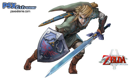 Zelda: Twilight Princess Wallpapers